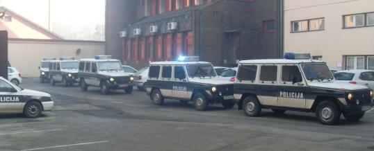 Na području Tuzle i Banovića izvršeno dvanaest pretresa