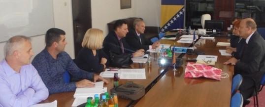 Održan radni sastanak rukovodstva Kantonalnog tužilaštva TK i Uprave policije MUP-a TK