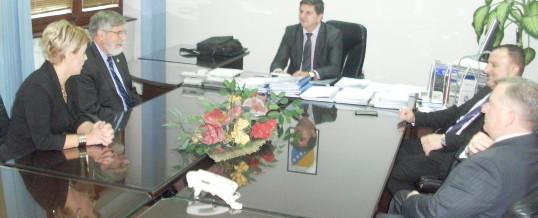 Posjeta direktora ICITAP-a MUP-u TK-a