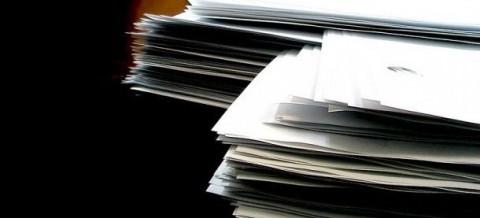 Javni poziv za dostavljanje pismenih ponuda za prodaju otpisanog bezvrijednog registraturnog materijala nastalog radom u MUP-a TK-a i njegovim organizacionim jedinicama kao otpad
