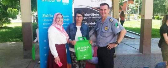 PS Srebrenik – Rad policije u zajednici