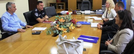 Predstavnici OHR-a i Ambasade SAD-a u BiH u radnoj posjeti MUP TK-a
