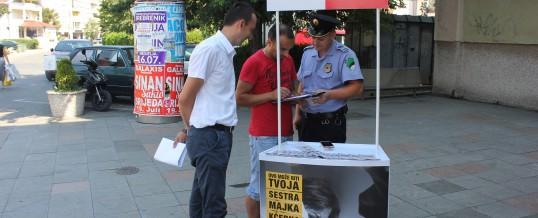 """Kampanja """"Stop nasilju u porodici"""" održana u Srebreniku i Gradačcu"""