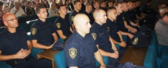 Svečanu zakletvu položilo 20 mlađih inspektora
