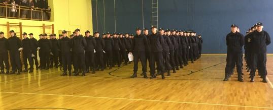 """Promovisana XXXI generacija """"policajaca"""" Policijske akademije FMUP-a"""