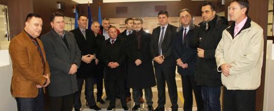 Svečano otvorena renovirana Lokacija za izdavanje ličnih i drugih dokumenata Odjeljenja za administraciju Tuzla