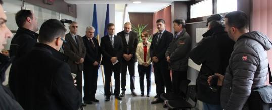 Svečano otvorena nova Lokacija za izdavanje ličnih i drugih dokumenata Odjeljenja za administraciju u Kladnju.