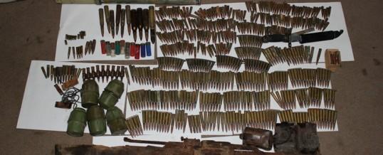 OKP PU Gradačac – U pretresu pronađeno oružje i municija