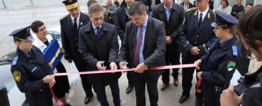 Otvorena obnovljena zgrada PS Gradačac