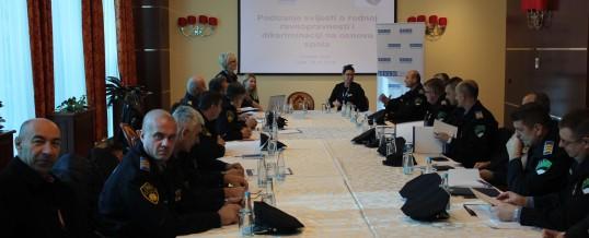 """Održan seminar """"Rodno osjetljivo postupanje policije u praksi"""""""