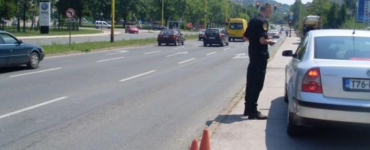 Kontrola učesnika u saobraćaju
