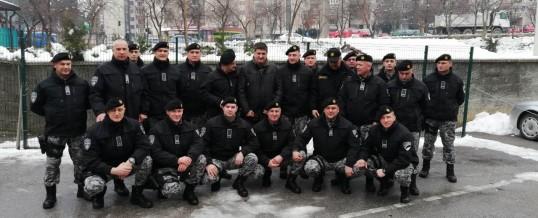 Posjeta menadžmenta Jedinici za specijalnu podršku MUP TK-a u Sarajevu