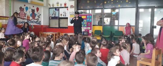 RPZ PS Istok – Posjeta  predškolskoj ustanovi