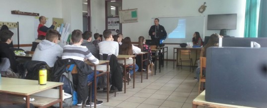 RPZ PU/PS Banovići – Edukacija učenika