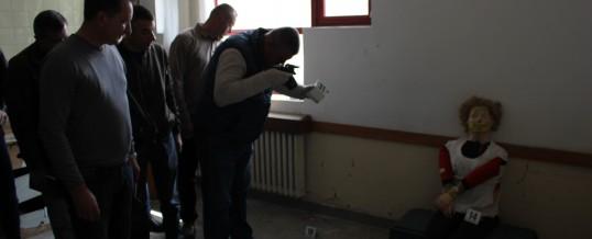 Održana obuka kriminalističkim tehničarima