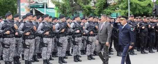 Svečano obilježen 22. maj – Dan policije TK-a
