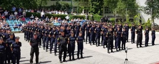 Održana promocija 36. generacije kadeta Policijske akademije