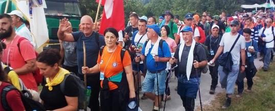 Predstavnici Sindikata policije posjetili učesnike Marša mira