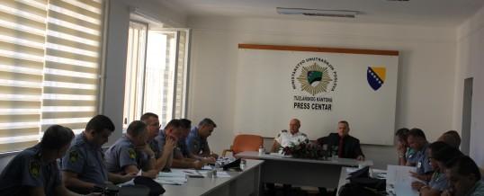 Uprava policije MUP TK-a – Održan radno-konsultativni sastanak