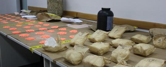 Održana press konferencija povodom zapljene veće količine opojne droge u Tuzli