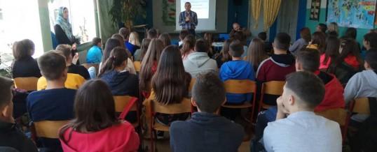 PU/PS Srebrenik – Rad policije u zajednici