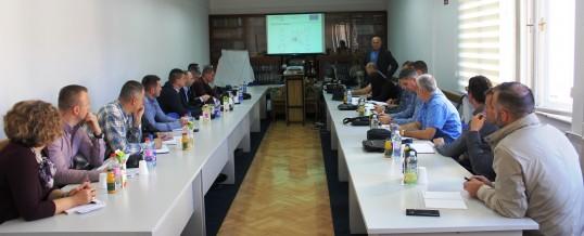 Uprava policije MUP TK – Edukativni radni sastanak