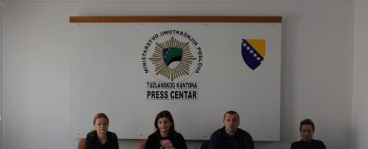 Uprava policije – Posjeta studenata Edukacijsko-rehabiltacijskog fakulteta Univerziteta Tuzla
