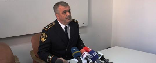 """Održana press konferencija povodom akcije policije kodnog naziva """"Scarface"""""""