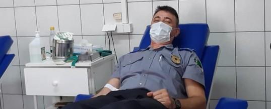 Uprava policije MUP TK – Dobrovoljno darivanje krvi