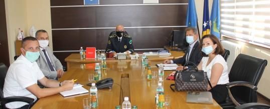 Policijski ataše Ambasade Austrije u BiH u radnoj posjeti MUP-u TK-a