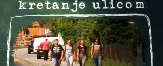 """Završena realizacija medijske kampanje RTV Slon i Uprave policije """"Mala škola saobraćaja"""""""