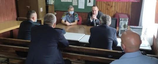Stručni kolegij ministra MUP-a TK-a u Živinicama
