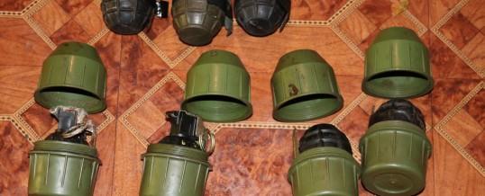 Uprava policije/SKP – U pretresu kuće pronađeno oružje i municija