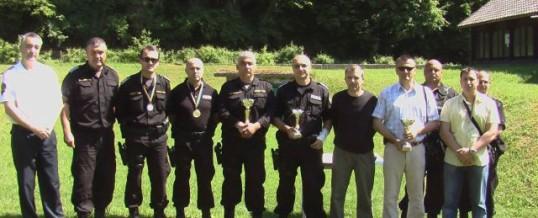 Održano takmičenje u gađanju službenika policije MUP TK-a