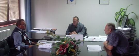 """Održan sastanak sa predsjednikom Asocijacije """"Margina"""""""