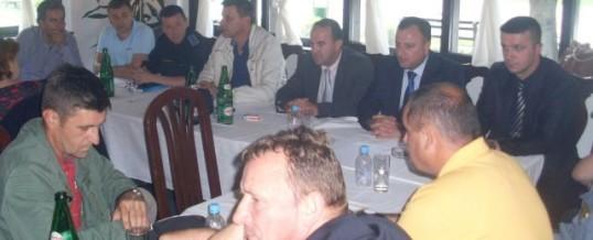 Održan sastanak predstavnika Sindikata policije kantonalnih MUP-ova i Policije BD-a