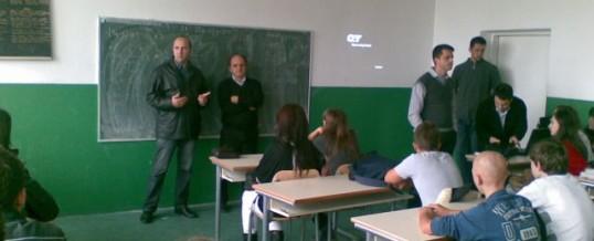 Edukativna radionica za učenike MSŠ Srebrenik