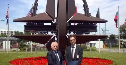 Ministar Husić u radnoj posjeti NATO-u