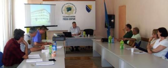 Održan sastanak Foruma za saradnju Tužilaštva TK-a i Uprave policije MUP TK-a