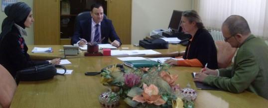 Uprava policije MUP TK – Održan sastanak sa predstavnicima Izborne posmatračke misije OSCE-a