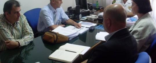 Uprava policije MUP TK – Radni sastanak
