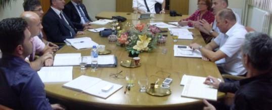 Sastanak sa predstavnicima Ministarstva sigurnosti BiH