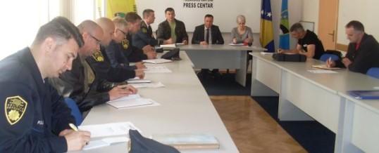 Održana redovna sjednica Upravnog odbora Sindikata policije MUP TK-a