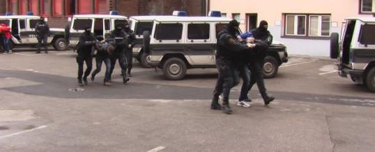 Akcija Uprave policije MUP TK-a