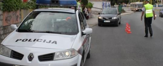 PU Tuzla – Kontrola  motociklista