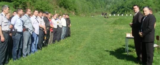 Takmičenjem u streljaštvu započete sportske aktivnosti u povodu 22. maja – Dana policije TK-a