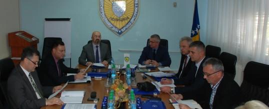 U Brčkom održan regionalni sastanak rukovodilaca agencija za sprovođenje zakona