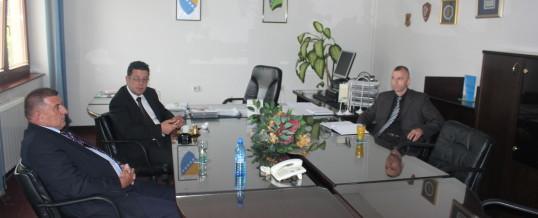 Predstavnici FMUP-a u radnoj posjeti MUP TK-a