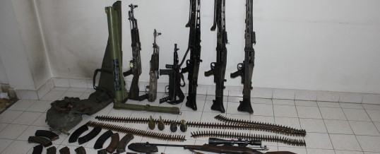 PU Gradačac/PS Srebrenik – U pretresu pronađeno oružje i municija