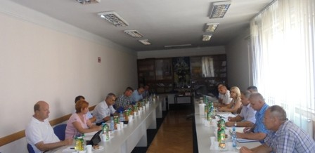 Održan radni sastanak rukovodstva Kantonalnog tužilaštva TK  i Uprave policije MUP TK-a